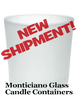 Monticiano Glass - Cosmetic Flaw Discount