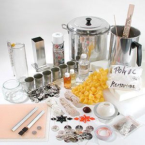 Ultra Deluxe Candle Making Kit