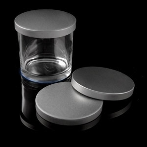21 Oz Square Gl Candle Container With Metal Lid Glnow China Black Jar Manufacturer Whole