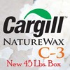 Cargill C3 NatureWax 100% Soy Wax<br> (45 lb. case)