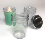 Jelly Jar 8 oz. Tapered