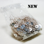 Pre-tabbed HTP 116 Flat Wick - 200 Pieces Per Bag
