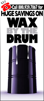 Buy Wax by the Drum