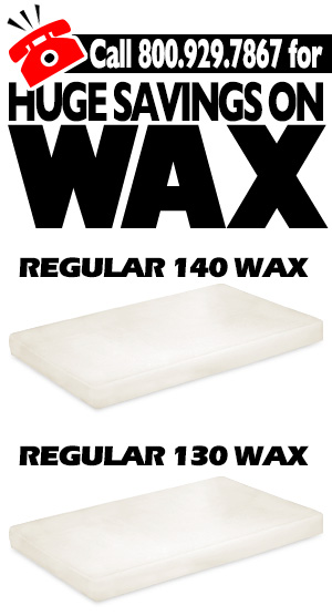 wax low prices